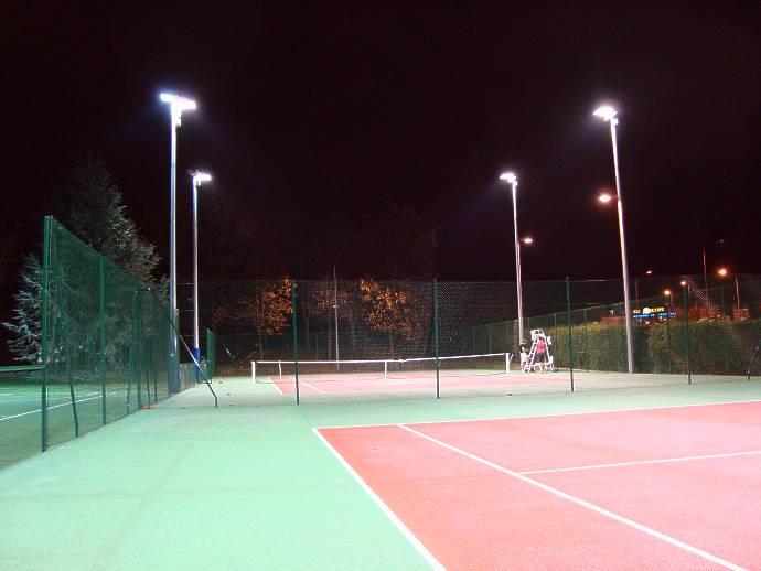 Association des concepteurs lumi res et clairagistes for Eclairage court de tennis exterieur